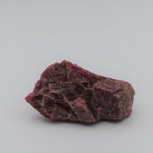 Rhodonite 53,4g raw mineral Brazil