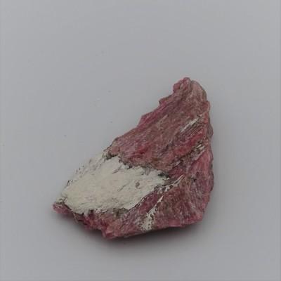 Rhodonite 40,6g raw mineral Brazil