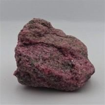 Rhodonite 436g raw mineral Brazil