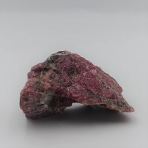 Rhodonite 50,3g raw mineral Brazil
