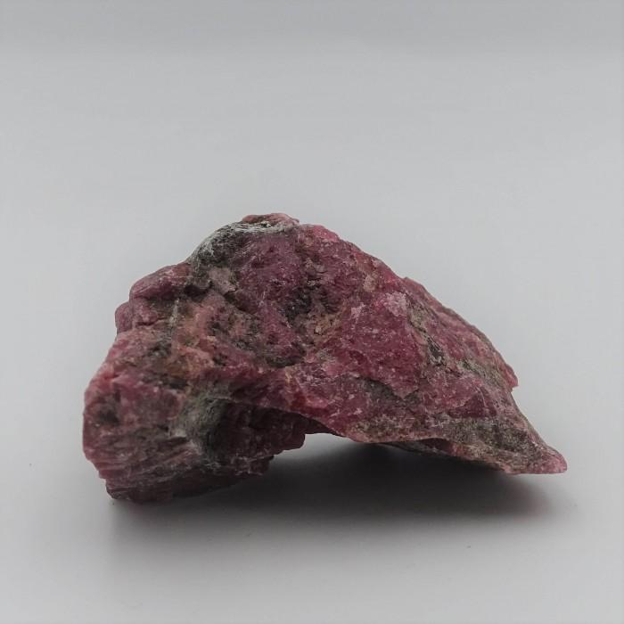 Rhodonite 50,3g raw mineral Brazil