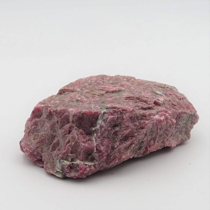 Rhodonite 105,5g raw mineral Brazil