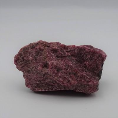 Rhodonite 116,5g raw mineral Brazil