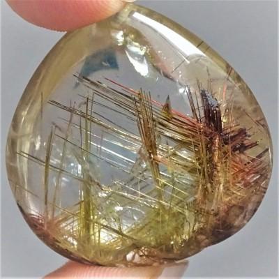 Sagenite (Venus' hair) 17,23g Brazil