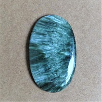 Seraphinite cabochon 9,7 g Russia