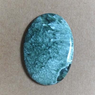 Seraphinite cabochon 9,8g Russia