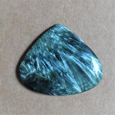 Seraphinite cabochon 10,4g Russia
