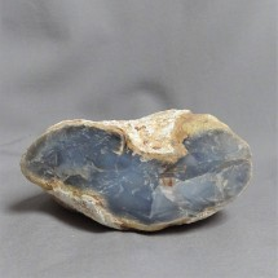 Chalcedony blue 387g India