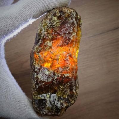 Amber natural 103,8g Mexico