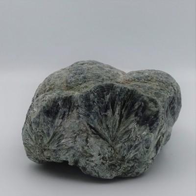 Seraphinite 393g raw mineral Russia