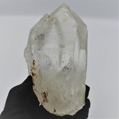 Lemurian crystal natural 817 g Brazil