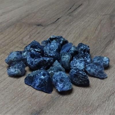 Iolit / Cordierit 100g convenient package of 21 pieces, Tanzania