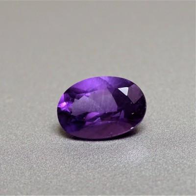 Amethyst cut 3,99 ct, Sri Lanka