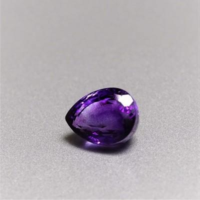Amethyst cut 4,57 ct, Sri Lanka