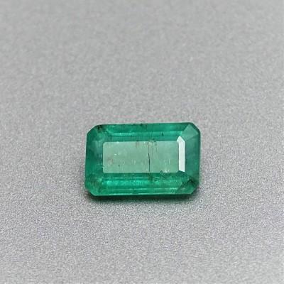 Natural cut emerald 2,78 ct, Zambia