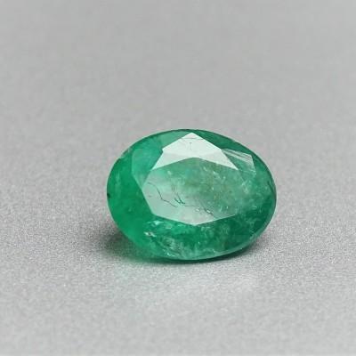 Natural cut emerald 3,67 ct, Zambia