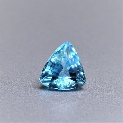 Topaz blue 2,28 ct, Sri Lanka