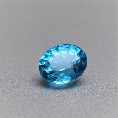 Topaz blue 2,93 ct, Sri Lanka