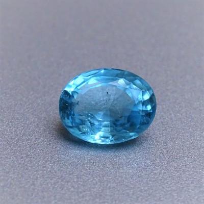 Topaz blue 3,05 ct, Sri Lanka