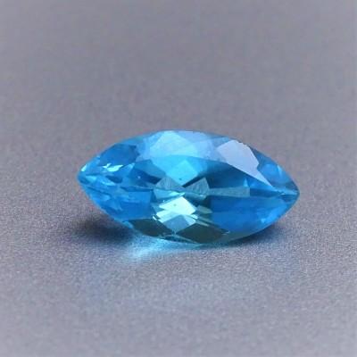 Topaz blue 6,16 ct, Sri Lanka