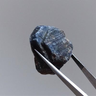 Sapphire natural raw crystal 22,2g, India