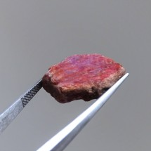 Ruby slices 9,6g, India