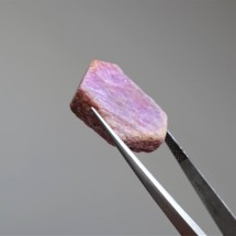 Ruby slices 12,9g, India
