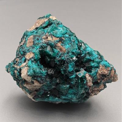 Dioptase 117,4g, Congo