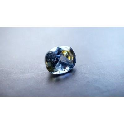 Sapphire light blue 1.34 ct Sri Lanka