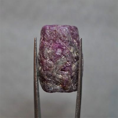 Ruby raw crystal 60ct, Mali