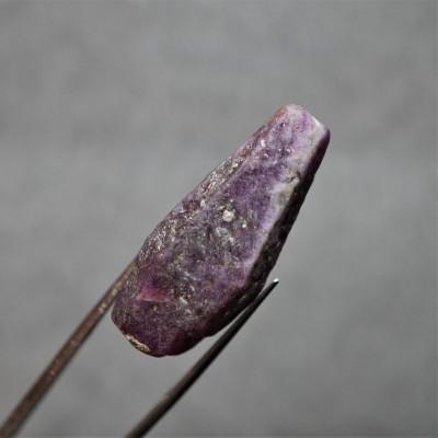Ruby raw crystal 50ct, Mali
