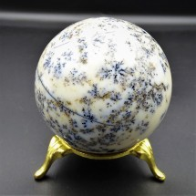 DENDRITIC OPAL (MERLINITE)