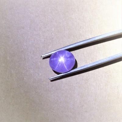 Star sapphire - 10,06 ct Sri Lanka GIA certificate