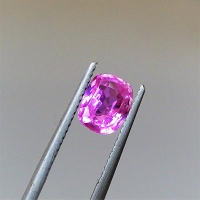Sapphire - PADPARADSCHA - 0,88 ct