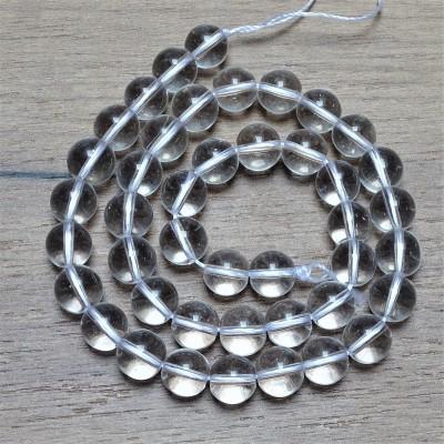 Korálky - křišťál - Ø 7,5 mm