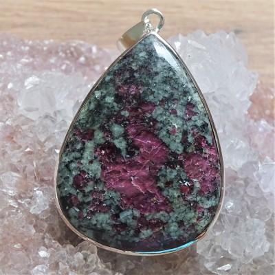 Eudialyte - pendant