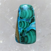 Chrysocolla/malachite