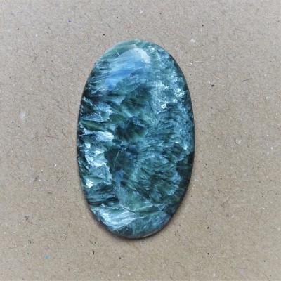 Seraphinite - cabochon