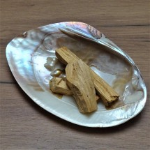 Fumigation package - mussel + Palo Santo