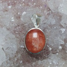 Sunstone - pendant, top quality