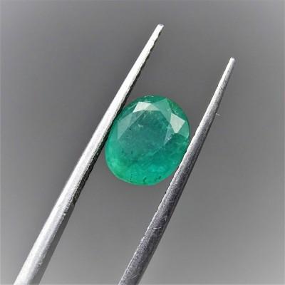Emerald Zambia natural cut 3,00 ct