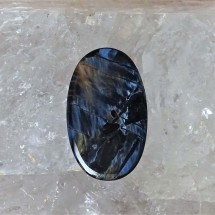 Pietersit - cabochon in top quality