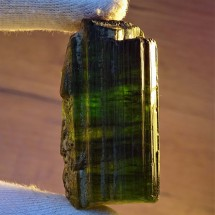 Tourmaline - 96.5 g (482.5 ct), unique natural crystal