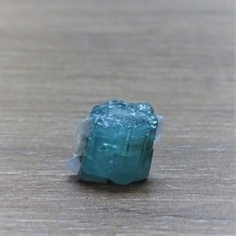 Blue tourmaline INDICOLITE - 4.2 g (20.5 ct), natural crystal