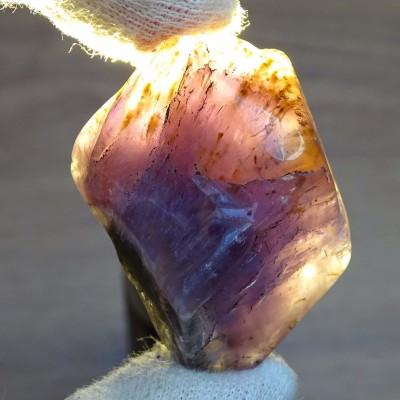 Kakoxenit Super7 mineral 38,9g Brazil