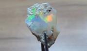 Ethiopian opal - minerals, jewelry stones, cabochon