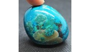Chrysokol - minerals, crystals, druses, jewelry Minerals-stones